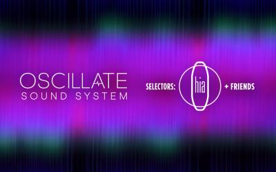 2018 | Oscillate – 04 August